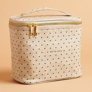 Kate Spade Out to Lunch Tote Larabee Dot